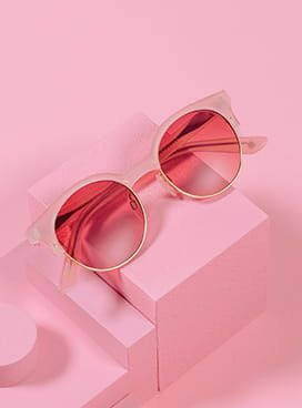 Gafas Think Pink
