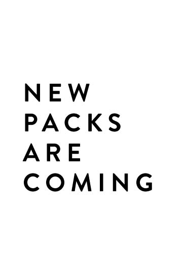 New packs are coming